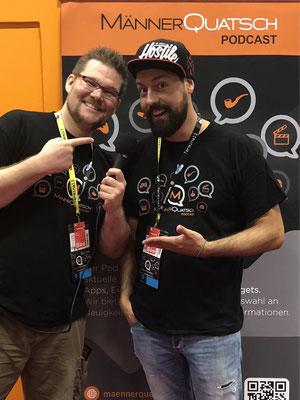 Team Männerquatsch, Podcast #33 (Ausflug: Gamescom 2018, Sheldon geht, Picard kommt)