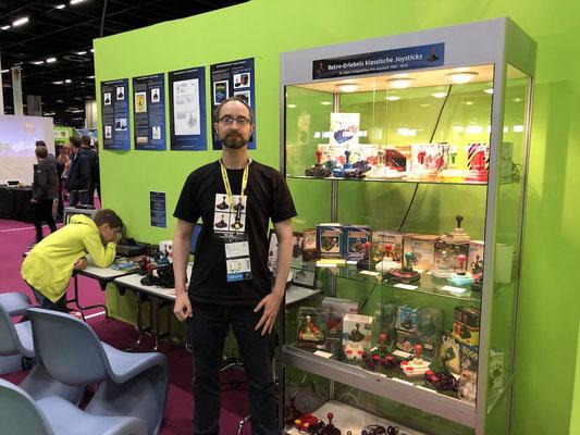 Jens Zirpins: Competition Pro, Männerquatsch Podcast [Sonderfolge #04] Gamescom 2018: Der Retro Rundgang mit allen Ausstellern.