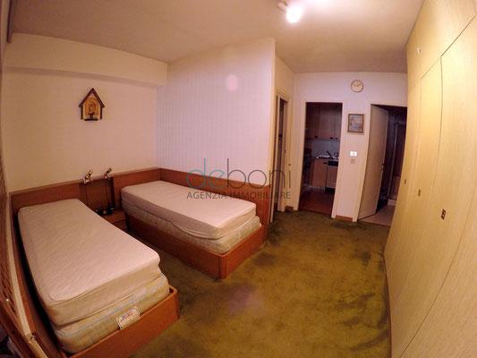 Letti - Open space centrale in affitto Cortina d'Ampezzo