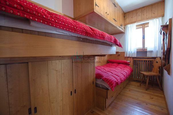 Terza Camera - Appartamento in affitto Cortina d'Ampezzo