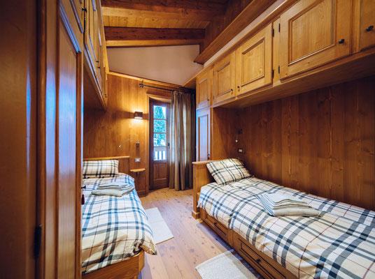 Camera - Appartamento in affitto Zuel, Cortina d'Ampezzo