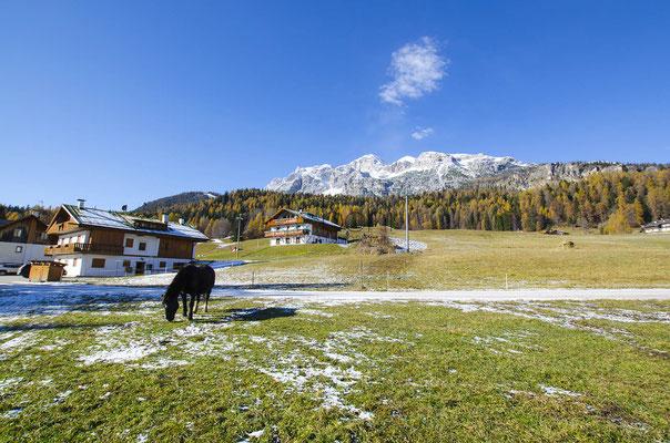 Esterno - Appartamento in affitto a Cadin, Cortina d'Ampezzo