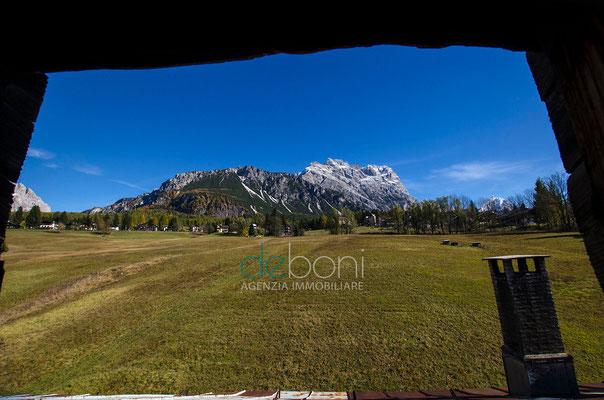 Panorama - Attico da ristrutturare in vendita a Cortina d'Ampezzo