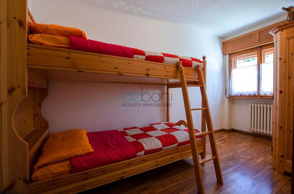 Camera  - Appartamento in affitto a Cadin, Cortina d'Ampezzo