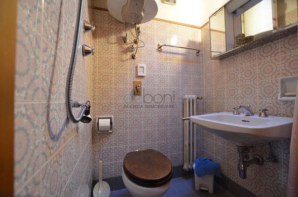 Bagno di servizio - Appartamento centrale in affitto Cortina d'Ampezzo