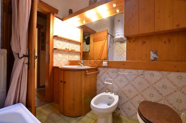 Bagno - Appartamento centrale in affitto Cortina d'Ampezzo