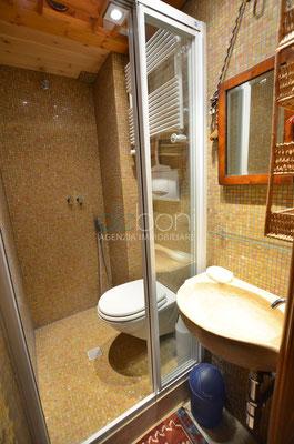 Bagno 2  - Appartamento in affitto ad Alverà, Cortina d'Ampezzo