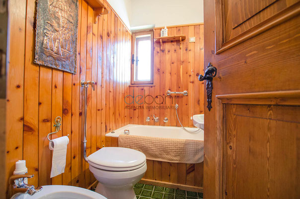 Bagno- Appartamento in affitto Cortina d'Ampezzo