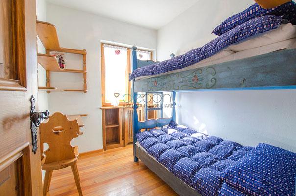 Seconda Camera - Appartamento in affitto Cortina d'Ampezzo