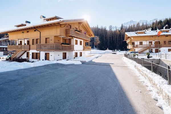 Esterno - Appartamento in affitto Zuel, Cortina d'Ampezzo