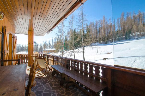 Poggiolo - Appartamento in affitto Cortina d'Ampezzo