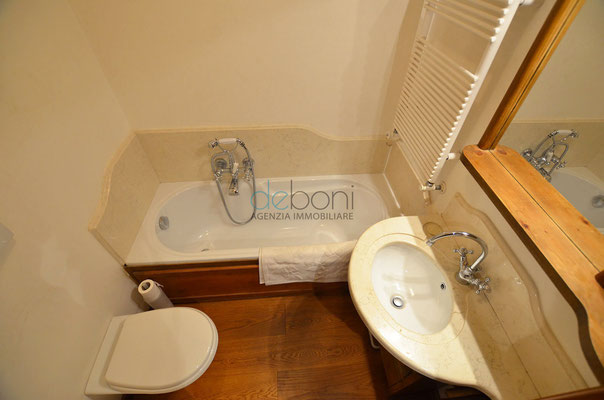 Bagno - Appartamento in affitto ad Alverà, Cortina d'Ampezzo
