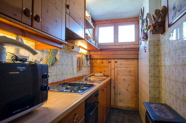 Cucina - Appartamento centrale in affitto Cortina d'Ampezzo