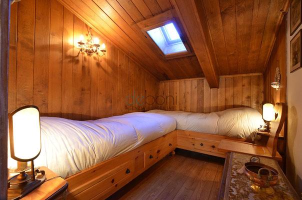 Camera - Appartamento centrale in affitto Cortina d'Ampezzo