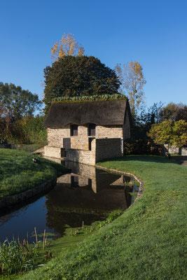 Mühlgraben der alten Mühle