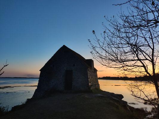 Bild vier: Sonnenaufgang oder Sonnenuntergang?