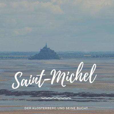Mont-Saint-Michel mit Hund