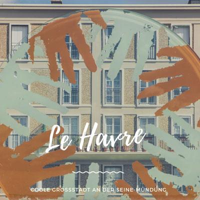Le Havre mit Hund