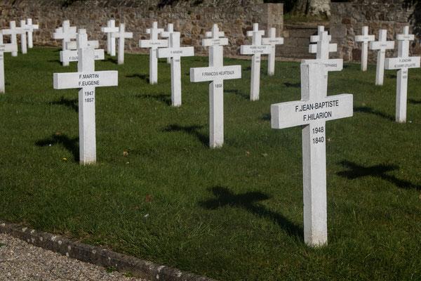 Im Tod sind wir alle gleich – den Friedhof fand ich sehr beeindruckend.