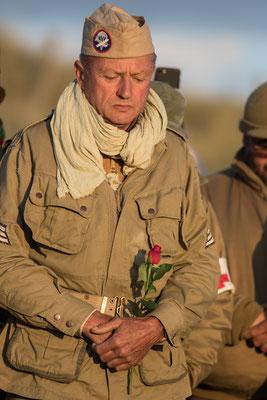 D-Day-Gedenken in der Normandie zum 75-jährigen Jubiläum.