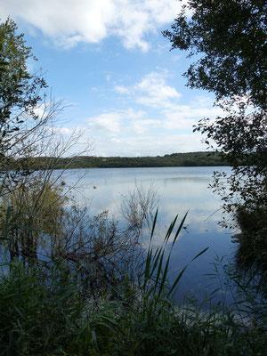 Der Lac des Bruyères.