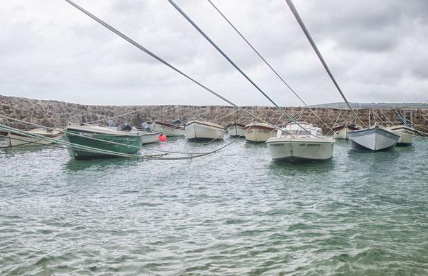 Port Racine – Frankreichs kleinster Hafen