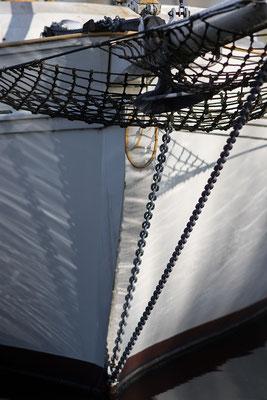 Der Hafen von Carentan ist eine Fundgrube für Liebhaber marimtimer Fotomotive