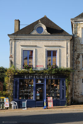 La Perrière. Foto: D.Commenchal/Petite Cités de Charactère