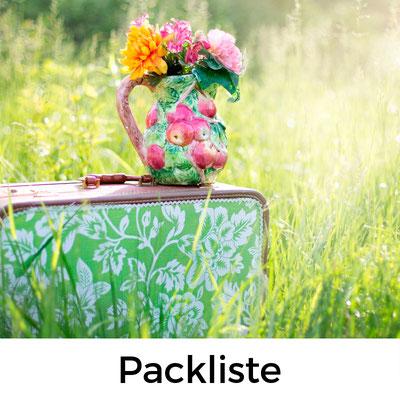 Packliste und mehr für den Urlaub in der Normandie