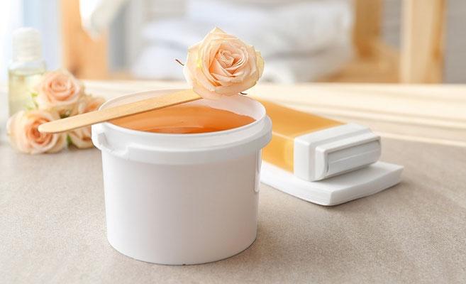 Zertifiziertes Sugaring im Kosmetikstudio Hautnah in Leun