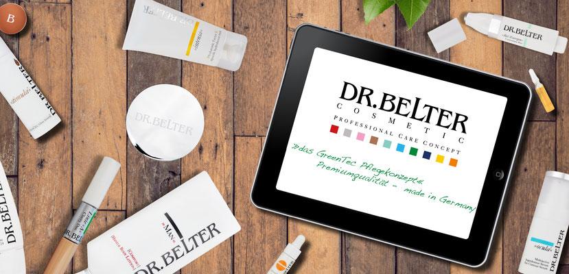 Hautpflege von Dr. Belter im Kosmetikstudio Hautnah in Leun