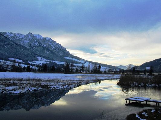 Bild: Impressionen Winter Walchsee