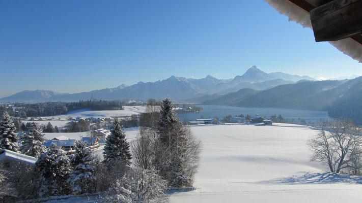 Ausblick vom Hof Hinteregg