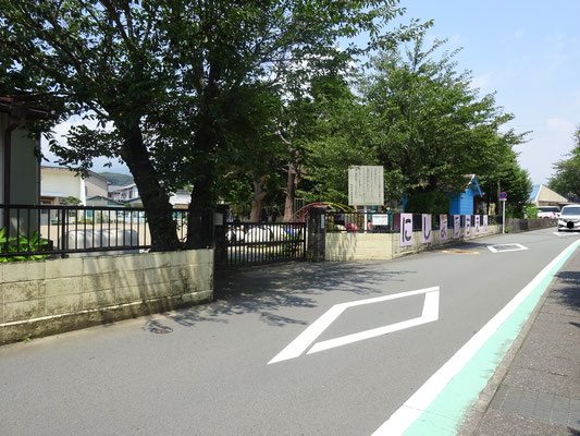 裾野市立西幼稚園まで約2.5km