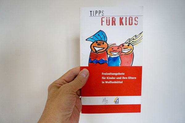 Tipps für Kids, Elternbroschüre