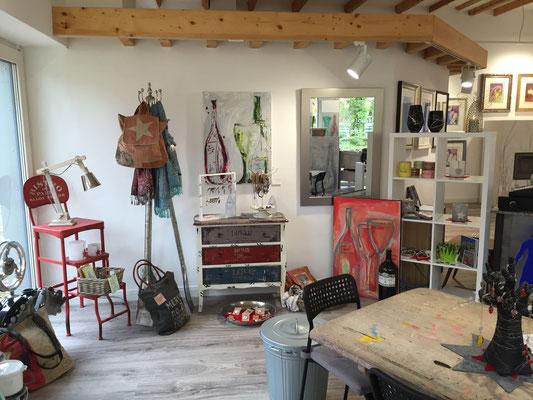 Atelier, Kunsthaus Dötlingen