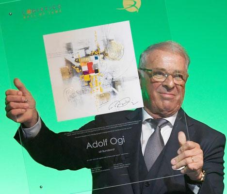 Adolf Ogi - 2017