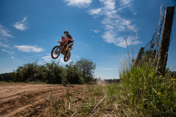 Crailsheim Motocross Fotograf fotoshooting Profil