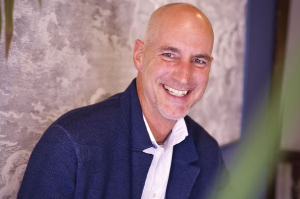 Moderator Martin Cernan