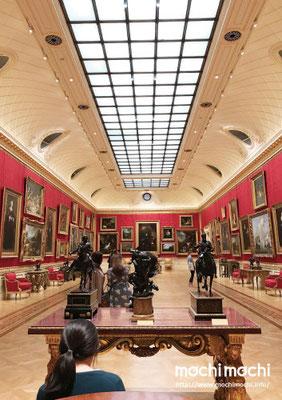 ロンドン市内のあちらこちらに点在している美術館。 所蔵品がお見事すぎて息を飲むレベルです。
