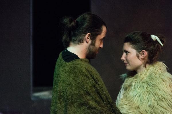 "© Patrick Trotter / ""Mehltau"" / Theater Brett / Regie: Florian Drexler"