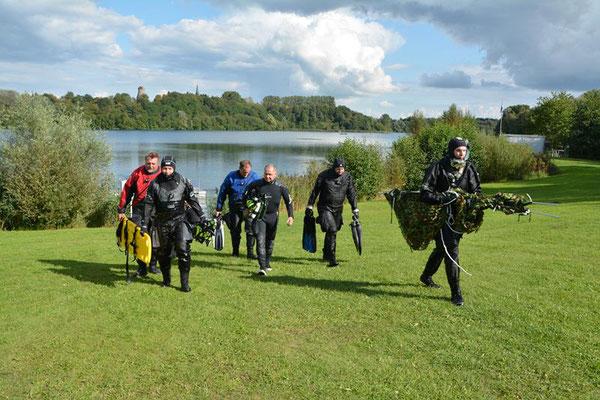 Tauchausbildung Spezialkurse Kindertauchen Jan von Rahden MaraFlow-Dive 6