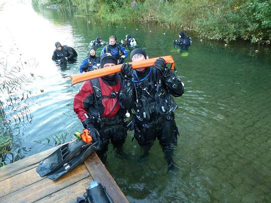 Tauchausbildung Spezialkurse Kindertauchen Jan von Rahden MaraFlow-Dive 18