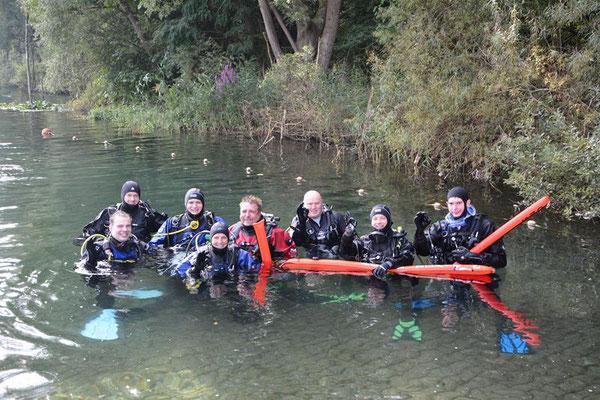 Tauchausbildung Spezialkurse Kindertauchen Jan von Rahden MaraFlow-Dive 13