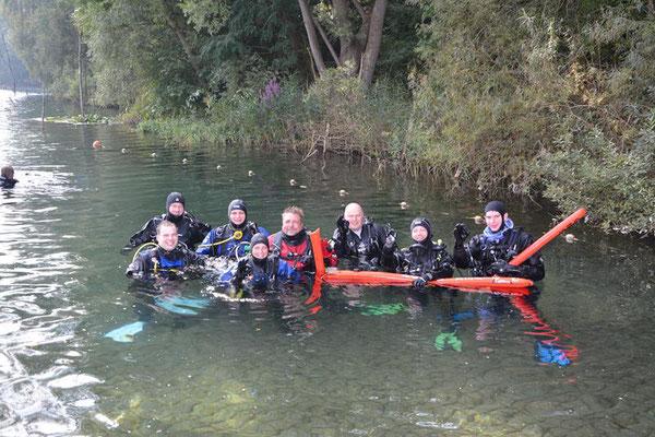 Tauchausbildung Spezialkurse Kindertauchen Jan von Rahden MaraFlow-Dive 7