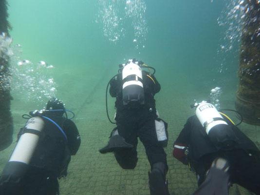 Tauchausbildung Spezialkurse Kindertauchen Jan von Rahden MaraFlow-Dive 15