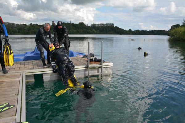 Tauchausbildung Spezialkurse Kindertauchen Jan von Rahden MaraFlow-Dive 3