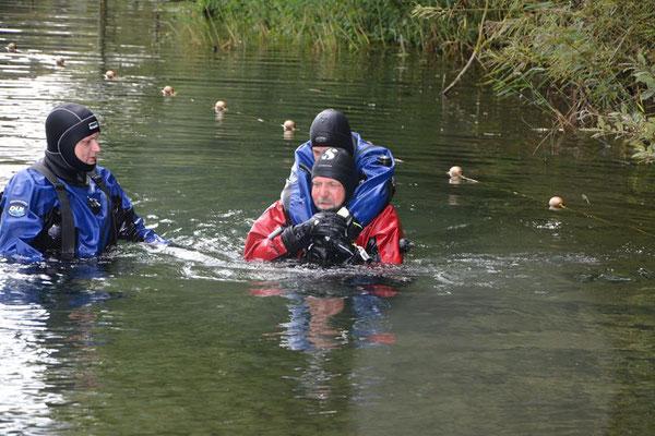 Tauchausbildung Spezialkurse Kindertauchen Jan von Rahden MaraFlow-Dive 10