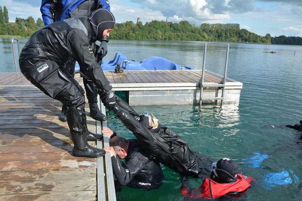 Tauchausbildung Spezialkurse Kindertauchen Jan von Rahden MaraFlow-Dive 4