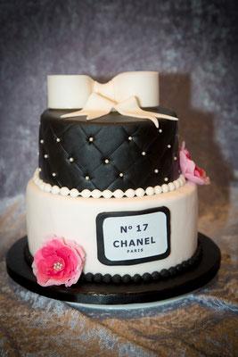 Eine elegante Torte